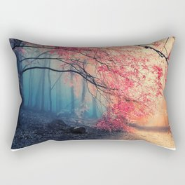 Paisaje Rectangular Pillow