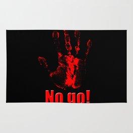 No Go! Rug