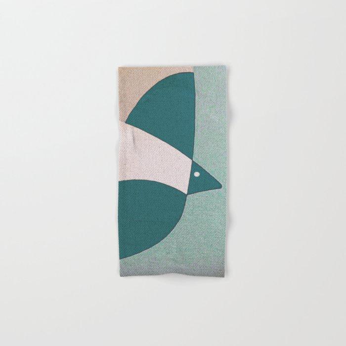 L'uccello in Volo Hand & Bath Towel