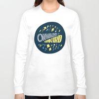 onward Long Sleeve T-shirts featuring Onward by J. Zachary Keenan