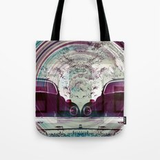 Iconic Swirl Tote Bag