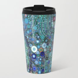 :: Ocean Fabric :: Travel Mug
