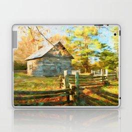 Pucketts Cabin Laptop & iPad Skin