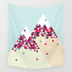 Twin Peaks Wall Tapestry