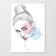 Lauren Canvas Print