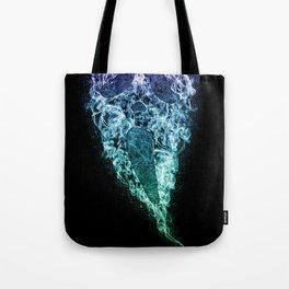 Death (Color) Tote Bag
