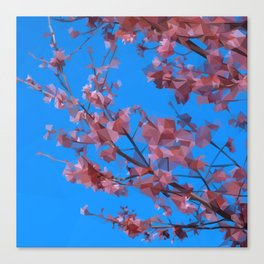 Dogwoods in Bloom  Canvas Print