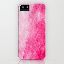 Hopeless, Romantic And Pink #decor #buyart #society6 #art #prints iPhone Case