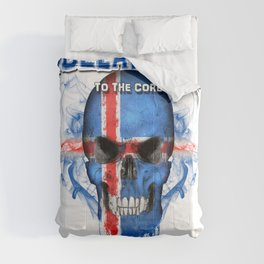 To The Core Collection: Iceland Comforters