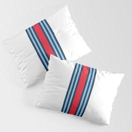 Racing Livery theme Pillow Sham