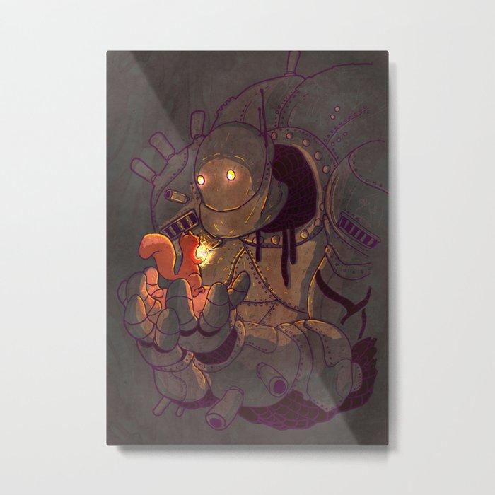 This Little Light of Mine Metal Print