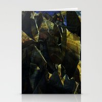 titan Stationery Cards featuring titan by Bamboo blue