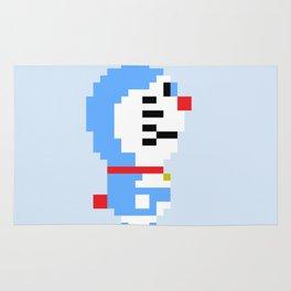 Doraemon Pixel Rug