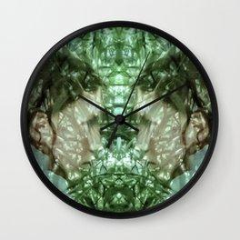 Twins or Gemini Wall Clock