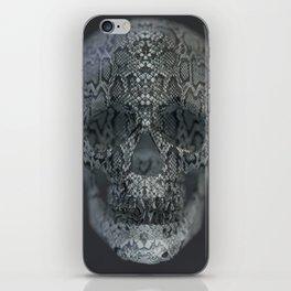 Snake Skull iPhone Skin