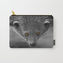 Binturong Looking At You Carry-All Pouch