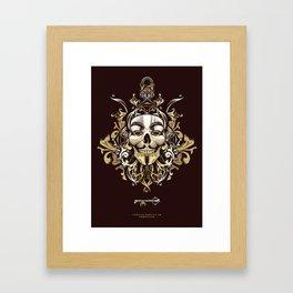 Truth In Piracy Framed Art Print