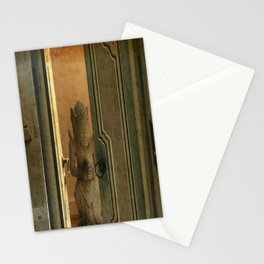 Leave the door opened Stationery Cards