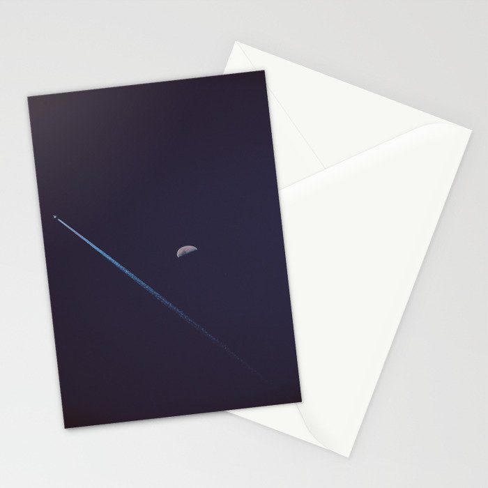 In The Distance Stationery Cards