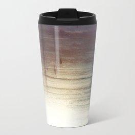 Imperfection Metal Travel Mug
