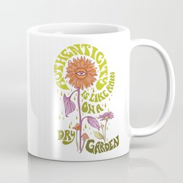 AUTHENTICITY GARDEN Coffee Mug