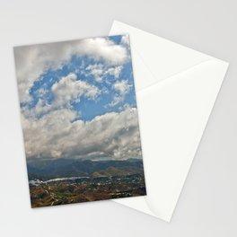 Frigiliana Nerja Costa del Sol Spain Stationery Cards