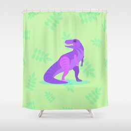 T Rex, Misunderstood Really Shower Curtain