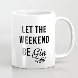 Gin Coffee Mug