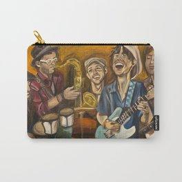 Sly Joe and The Smooth Operators Carry-All Pouch