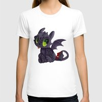 toothless T-shirts featuring Toothless by Kam-Fox