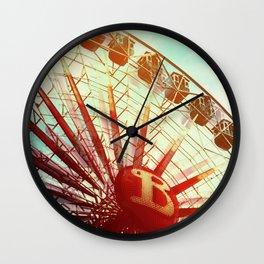 It was lovely Wall Clock