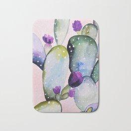 Cactus Craze Bath Mat
