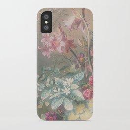 Misty Jungle Dusk iPhone Case