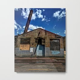 Not Anymore Metal Print