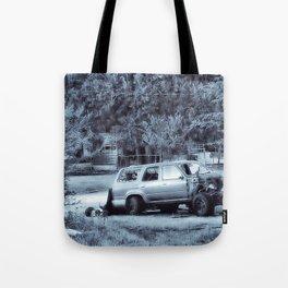 Texas Driveway Tote Bag