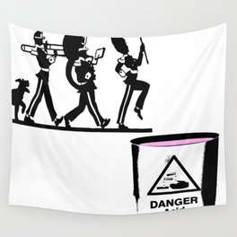 Bandt-Acid  Wall Tapestry