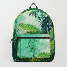 Rainforest Lights and Shadows Backpack
