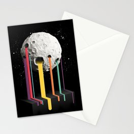 RainbowMoon Stationery Cards