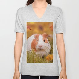 Autumn Cutie Unisex V-Neck