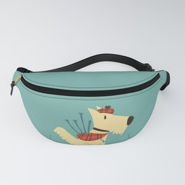 Scottish  Terrier - My Pet Fanny Pack
