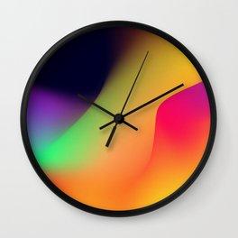 Energía Interna Zoom Wall Clock