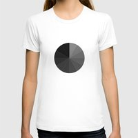 dota T-shirts featuring Shades of Grey by Rothko