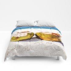 Coconut Rum Comforters