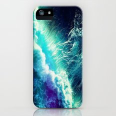Waves - for iphone Slim Case iPhone (5, 5s)