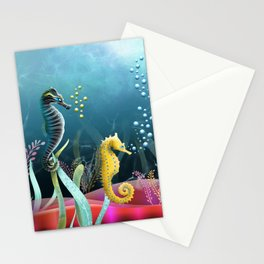 Sea Horse Ranch Stationery Cards