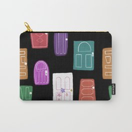 Monster doors Carry-All Pouch