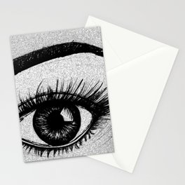 That Eyes Stationery Cards