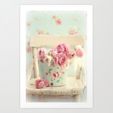 Sweet Moments Art Print