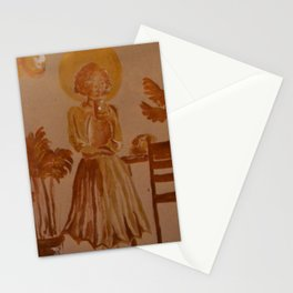 Holy Girls #1 Stationery Cards