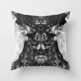 The Happy Goblin King Throw Pillow